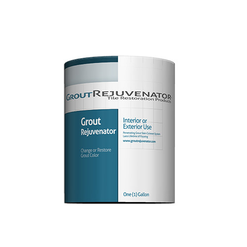 Grout Rejuvenator Gallon Can