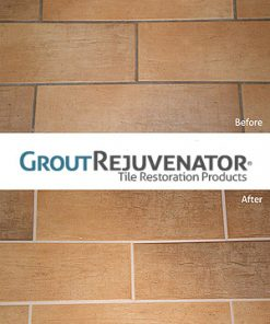 Grout Rejuvenator Grout Stain Before and After Results