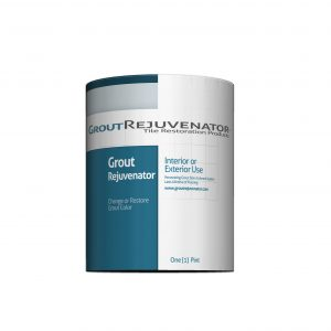 grout rejuvenator pint can